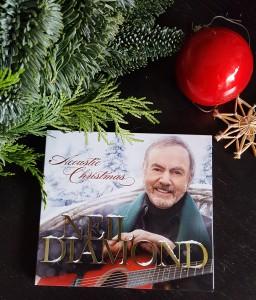 "Bild von Neils neuem Album ""Acoustic Christmas"""