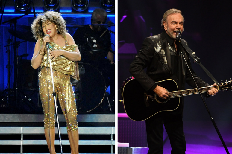 GRAMMY Awards: Tina Turner, Neil Diamond & More To Be Honored with Lifetime Achievement Awards